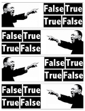 Martin Luther King, Jr. - True/False Activity