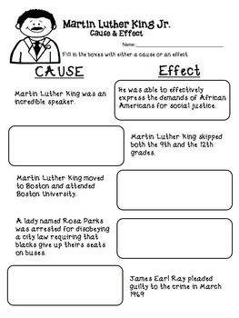 Martin Luther King, Jr. Unit Grades 3-5