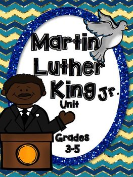 Martin Luther King, Jr. Unit Grades 3-5