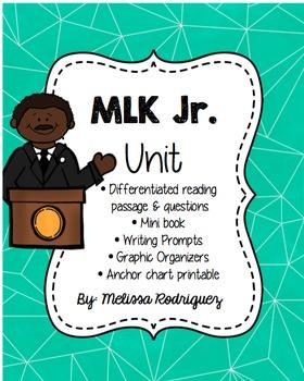 Martin Luther King Jr. Unit (Black History Month)