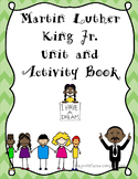 Martin Luther King Jr Unit and Activity Book