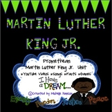 Martin Luther King Jr. Unit for Promethean - Activities, Videos, & Games