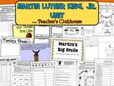 Martin Luther King, Jr. Unit from Teacher's Clubhouse
