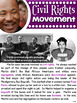 Martin Luther King Jr. Unit with Informational Text Activities