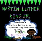 Martin Luther King Jr. Unit with Interactive Activities, Videos, & Games
