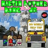 Martin Luther King Jr Virtual Field Trip -Distance Learnin