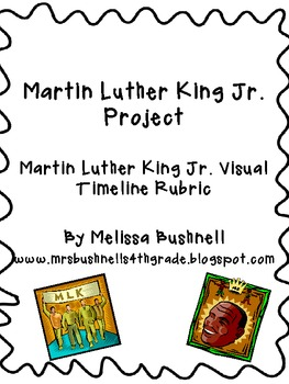 Martin Luther King Jr. Visu... by Classroom Imagination | Teachers ...