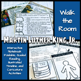 Martin Luther King Jr. Walk the Room and Activities