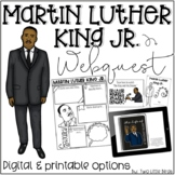 Distance Learning | Martin Luther King Jr Activities MLK W
