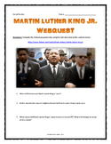 Martin Luther King Jr. - Webquest with Key (History.com) NO PREP