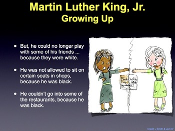 Martin Luther King, Jr. : Who was he and what did he do?