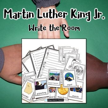Martin Luther King Jr. Write the Room