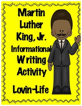 Martin Luther King, Jr. Writing