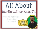 Martin Luther King, Jr. Reading & Writing Activities