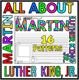 Martin Luther King, Jr.: Writing Activity