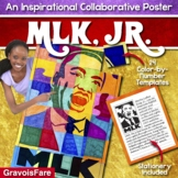 Martin Luther King Jr. Writing Activity and Collaborative Poster