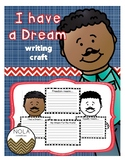 Martin Luther King Jr. Writing Craft- NO PREP!