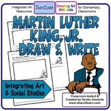 Martin Luther King, Jr. Writing Draw and Write