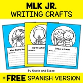 Martin Luther King Jr Writing Prompt Crafts