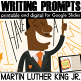 Martin Luther King, Jr Writing Prompts {30 cards}