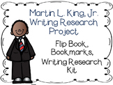 Martin Luther King Jr. Writing Research Flip Book