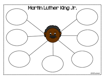 Martin Luther King Jr.~ a mini-writing unit