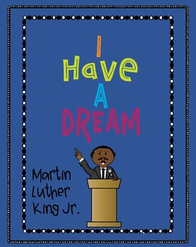 Martin Luther King Jr. and Black History Month Writing bundle