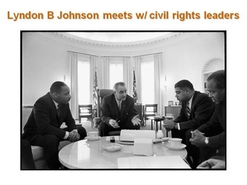 Martin Luther King and Malcolm X -- PowerPoint, Worksheet and Writing Assignment