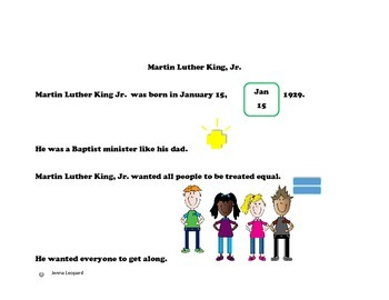 Martin Luther King, Jr and Rosa Parks Civil Rights Leaders