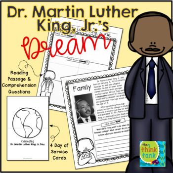 Martin Luther King Jr. and a Day of Service