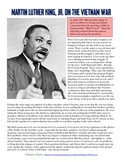 Martin Luther King, Jr. and the Vietnam War Speech Analysis