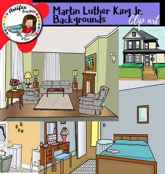 Martin Luther King Jr. backgrounds