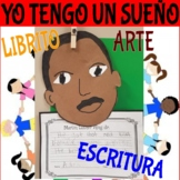 Martin Luther King Jr. - Booklet, Craft And Writing Activities in Spanish