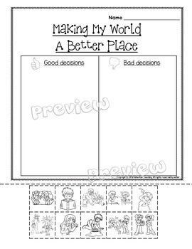 Martin Luther King, Jr. coloring book and worksheet (in English)