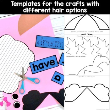 Martin Luther King Jr. craft activity