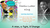 Martin Luther King NO PREP: interactive activities, printa