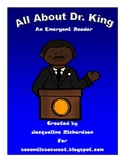 Martin Luther King Jr. emergent reader and other activities