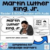 Martin Luther King, Jr {español} Spanish Reader, Timeline,