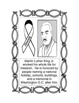 Martin Luther King Jr. for Early Elementary Learners