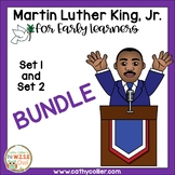 Martin Luther King Jr for Early Learners BUNDLE
