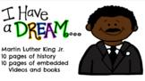 Martin Luther King, Jr. for Google Slides Distance Learning