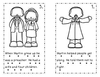 Martin Luther King, Jr. for Kindergartners!