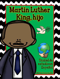 Martin Luther King, Jr. in Spanish