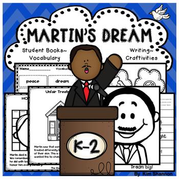 Martin Luther King, Jr.'s Big Dream for Little People, Grades K-2