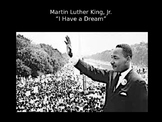 "Martin Luther King, Jr.'s ""I Have a Dream"" Close Reading PowerPoint"