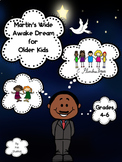 Martin Luther King, Jr's Wide Awake Dream for Older Kids,
