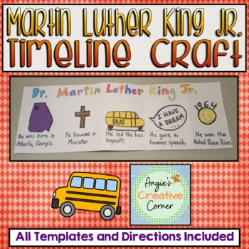 martin luther king jr timeline by angie rebello tpt