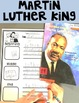 Martin Luther King/Black History Month Books Comprehension Questions and MORE