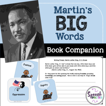 Martin Luther King Jr.'s BIG Words