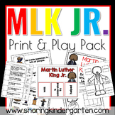 Martin Luther King Junior Activities